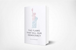 book mockup democracy